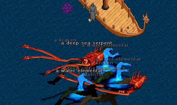 Mythical Fishing Net image